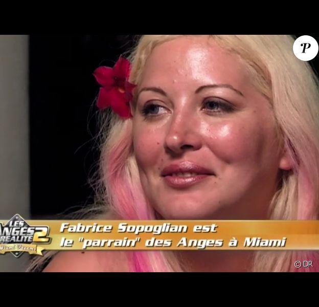 Loana dans Les Anges de la télé-réalité, épisode diffusé le 20 juin 2011 sur NRJ 12