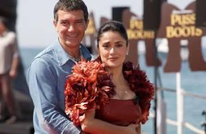Le Chat Potté : Antonio Banderas face à sa rivale, la belle Salma Hayek