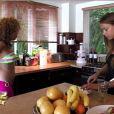 Julie et Monia dans les Anges de la télé-réalité 2 : Miami Dreams, sur NRJ 12 le 21 juin 2011.