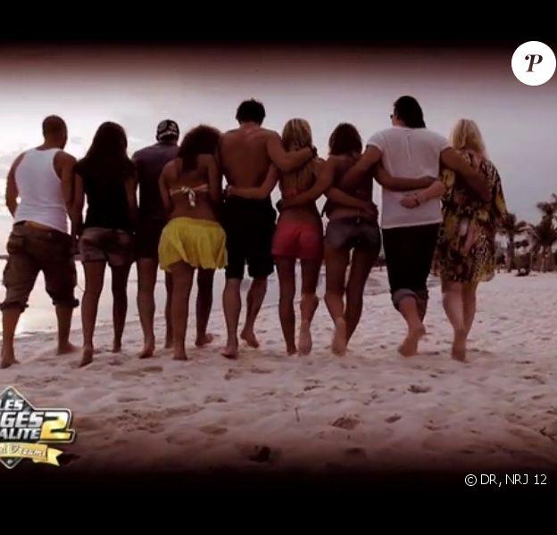 Clap de fin pour les Anges de la télé-réalité 2 : Miami Dreams, sur NRJ 12 le 21 juin 2011.