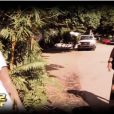 Caroline et Benjamin dans les Anges de la télé-réalité 2 : Miami Dreams, sur NRJ 12 le 21 juin 2011.