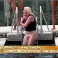 Loana va plonger avec les dauphins dans les Anges de la télé-réalité 2 : Miami Dreams, sur NRJ 12 le 21 juin 2011.