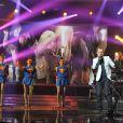 Sinclair était l'invité du prime X Factor, le 21 juin 2011, au soir de la Fête de la musique