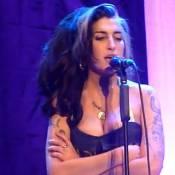 Amy Winehouse au plus mal ? La chanteuse se retire jusqu'à nouvel ordre