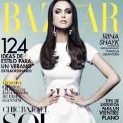 La sublime Irina Shayk en mode Black Swan, sous le charme de Victoria Beckham