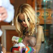 Rachel Zoe : Shopping avec bébé et poussette, ce n'est pas sa tasse de thé !