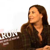 Zazie est une cachottière : AaRON balance tout de ses anciennes amours