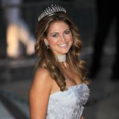 Mariage Monaco - Madeleine, Stéphanie, Mary : Arc-en-ciel de princesses à dîner