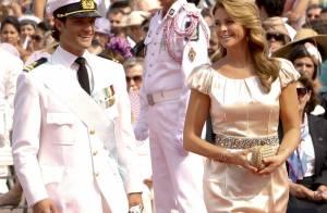 La princesse Madeleine rayonne à Monaco, son ex-fiancé surgit à un autre mariage