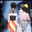 Défilé Dior Haute Couture, le 4 juillet 2011 à Paris