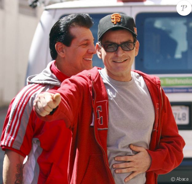 Charlie Sheen, à Los Angeles, le 5 juillet 2011.