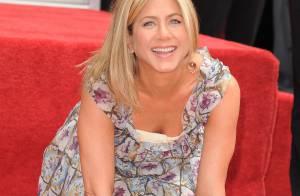 Jennifer Aniston : Au comble du bonheur devant son amoureux