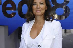 Valérie Trierweiler, compagne de François Hollande : ''Je serai à ses côtés''