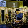 La princesse Caroline de Hanovre inaugurait le 10 juillet 2011, au Forum Grimaldi à Monaco, l'exposition  Magnificence et grandeur des maisons royales  recensant plus de 600 objets retraçant trois siècles d'histoire des royautés européennes.