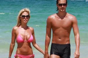 Shauna Sand : De retour avec son jeune mari... on ne comprend plus rien !