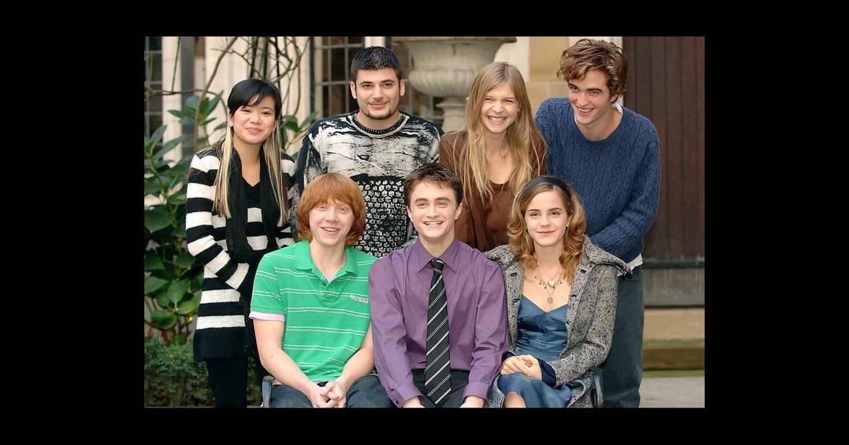 L'équipe de Harry Potter et la Coupe de feu est réunie ...