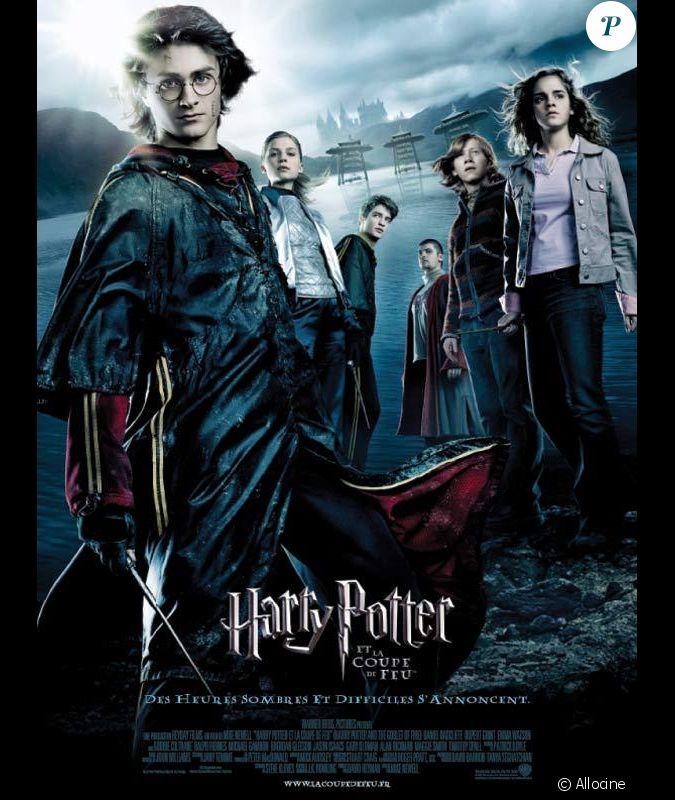 La bande annonce de harry potter et la coupe de feu - Harry potter et la coupe de feu bande annonce vf ...