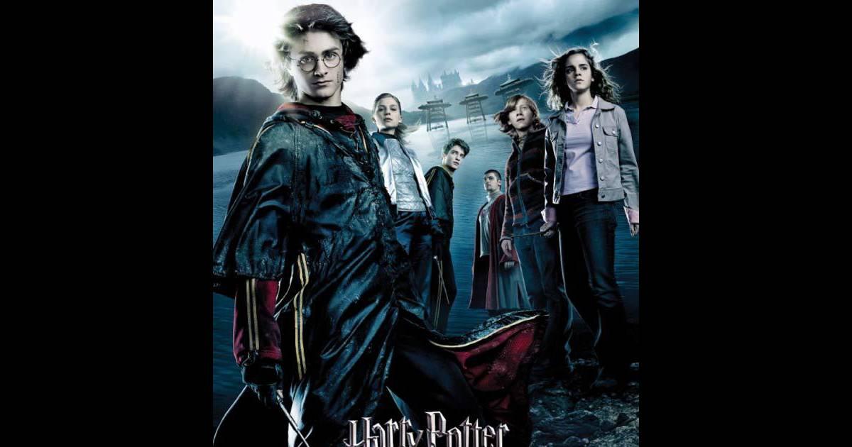 La bande annonce de harry potter et la coupe de feu - Harry potter et la coupe de feu bande annonce ...
