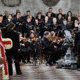 Autour de la famille de  l'archiduc Otto de Habsbourg-Lorraine décédé le 4 juillet 2011, son fils et héritier l'archiduc Karl d'Auriche (avec sa femme Francesca et leurs enfants) en tête, les royaux étaient venus nombreux rendre hommage à ce grand architecte européen, lors de ses funérailles à la cahédrale Saint Stephan de  Vienne samedi 16 juillet 2011.