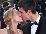 Novak Djokovic et sa belle Jelena Ristic : Câlins mouillés à Saint-Tropez