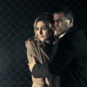 ''Carré blanc'': L'amour de Julie Gayet et Sami Bouajila est-il assez puissant ?