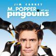 L'affiche du film M. Popper et ses pingouins