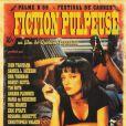 L'affiche québécoise de Pulp Fiction, devenu Fiction Pulpeuse