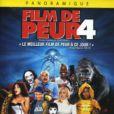 L'affiche québécoise de Scary Movie, traduit littéralement par Film de Peur