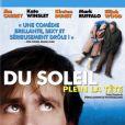 L'affiche québécoise de Eternal Sunshine of the Spotless Mind, film rebaptisé Du Soleil Plein la Tête
