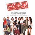 L'affiche québécoise de American Pie 2, devenu Folies de Graduation 2