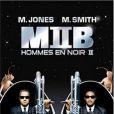L'affiche canadienne de Men in Black, devenu les Hommes en Noir