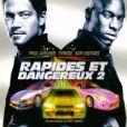 L'affiche canadienne de 2 Fast 2 Furious, transformé en Rapides et Dangereux 2