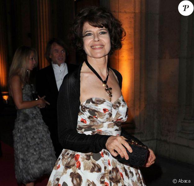 Fanny Ardant en juin 2011.