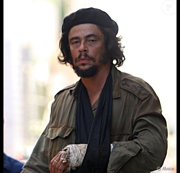 Benicio Del Toro sur le tournage de Che