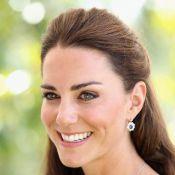 Kate Middleton : Des boucles d'oreilles de Lady Di pour parfaire sa panoplie