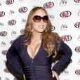 Mariah Carey à Las Vegas, en février 2010.