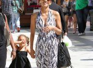 Halle Berry retrouve son style et son sourire auprès de sa jolie Nahla