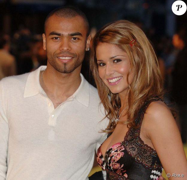Cheryl et Ashley Cole en 2006.