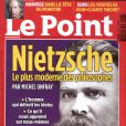 Le Point , en kiosques le 28 juillet 2011.