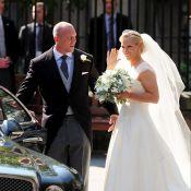 Zara Phillips et Mike Tindall se sont mariés !