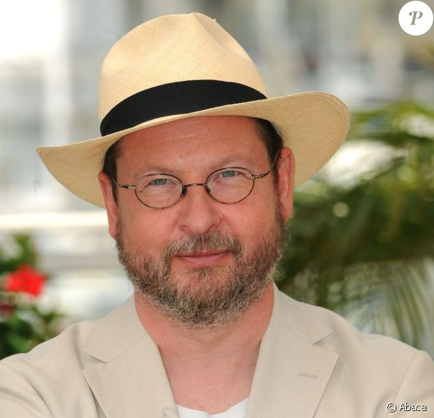 Lars von Trier au Festival de Cannes, le 18 mai 2009.