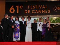 PHOTOS : Le jury en tenue de soirée... top glamour !