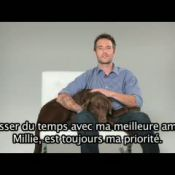 Michael Vartan, héros d'Alias et Hawthorne, montre l'exemple aux parents