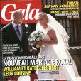 Le nouveau numéro de  Gala , en kioques le 3 août 2011.