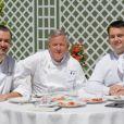 Les trois chefs phares de M6, jury d'un dîner presque parfait : la meilleure équipe de France !