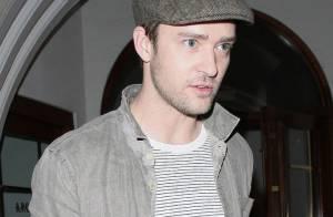 Justin Timberlake et Mila Kunis : Sortie nocturne en toute discrétion...