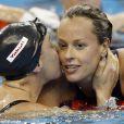 Lors des Mondiaux de Shanghai du 24 au 31 juillet 2011, Federica Pellegrini est parvenue à conserver ses titres mondiaux sur 200 et 400 m nage libre, sous la houlette de Philippe Lucas. Pourtant, leur collaboration n'ira pas plus loin.