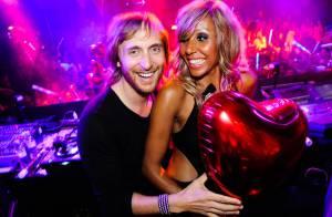 David Guetta : Avec sa femme Cathy, il présente son album au tout Cannes