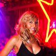Cathy Guetta à la soirée F*** Me I'm Famous au Gotha Club à Cannes, le 7 août 2011