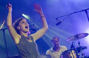 Festival de Colmar : Yannick Noah s'offre un gigantesque bain de foule